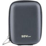 SDV Camera Pouch [SDV-7022] - Grey - Camera Compact Pouch